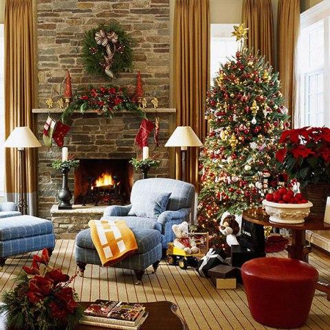Новый год дома как украсить